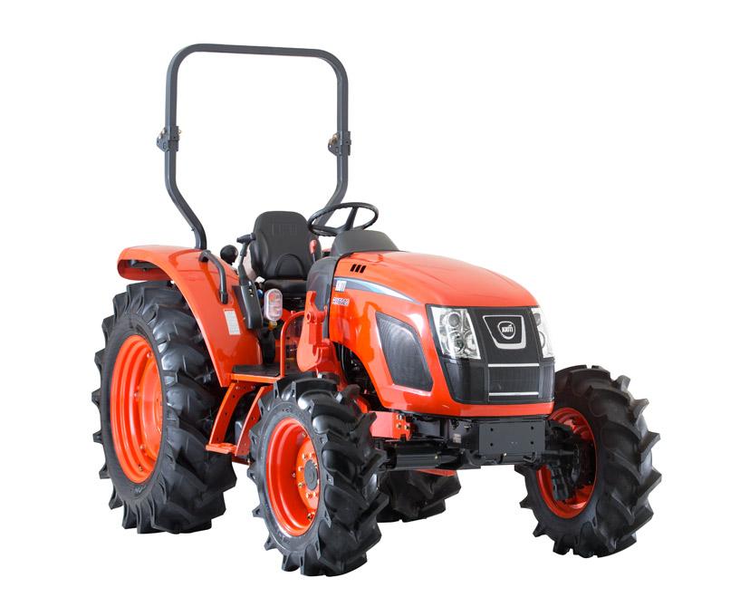 Tractor Kioti RX6020 - Talleres Abraham
