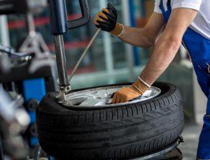 Servicio de neumáticos - Talleres Abraham