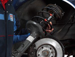 Reparaciones del sistema mecánico - Talleres Abraham